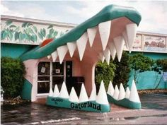 Gatorland - Unusual Old Florida critter roadside attractions and oddities found in Florida | Ocala.com