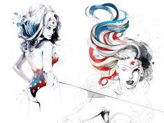 David Despau - Wonder Woman 2 by ~Superman8193 on deviantART