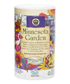 This Minnesota 0.2-Oz. Seed Shaker is perfect! #zulilyfinds