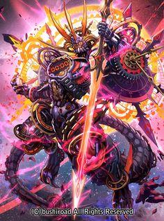 Fantasy Demon, Fantasy Heroes, Fantasy Wolf, Fantasy Beasts, Fantasy Monster, Dark Fantasy Art, Robot Concept Art, Creature Concept Art, Creature Design