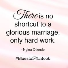 New book by @NginaOtiende #BluestoBlissBook
