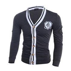 Hot Sale 2016 New Fashion Brand Men Casual Sweater V-neck Men Knitting Cardigan Men Slim Fit Men's Sweater Christmas Sweater