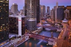 Tour The Westin Chicago River North with our photo gallery. Our Chicago hotel photos will show you accommodations, public spaces & more. Chicago Hotels, Chicago Trip, Chicago Style, Oh The Places You'll Go, Places To Travel, Places To Visit, Travel Destinations, Trains, Chicago River
