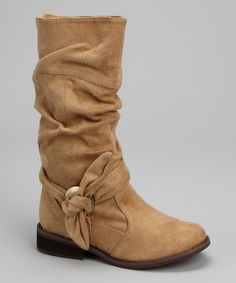 Perfect #fall boot on #zulily