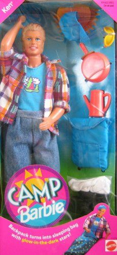 Barbie KEN Camp Barbie Doll (1993) « Game Searches