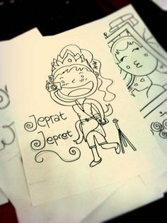 *jeprat-jepret gadis jawa  *by laras