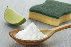Here are some ways to clean your house with baking soda.