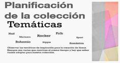 planificación de colección