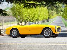 1951 Ferrari 340 America Spider Vignale