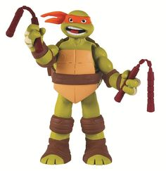 Action figures based off the new TMNT animated serious, debuting on Nick Fall 2012 (UMMM AWESOME!)