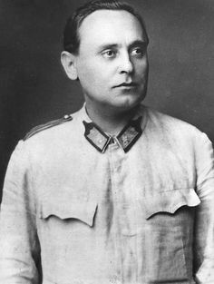 """Ferenc Szálasi was the leader of the fascist Arrow Cross Party in Hungary and the """"Leader of the Nation"""" as the head of government for the final three months of Hungary's participation in WW2, after Germany occupied Hungary and removed the Regent, Miklós Horthy, by force. During his brief rule, Szálasi's men murdered 10,000–15,000 Jews. After the war, he was tried, found guilty and executed in 1946 for crimes against the Hungarian state."""