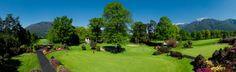 Golfcourse Ascona Lake Lago Magiore Golf Courses