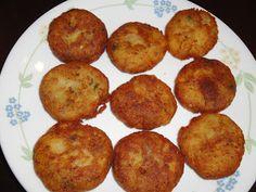 fresh n healthy eats: Aloo Tikki