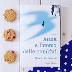 Anna e l'uomo delle rondini di Gavriel Savit #libri #leggere #book #sperling&kupfer #gavrielsavit #biscuits