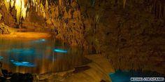gyokusendo caves, okinawa