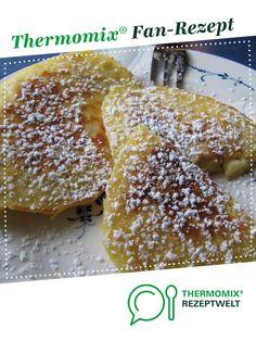 Apfelkrapfen von sabri. Ein Thermomix ® Rezept aus der Kategorie Desserts auf www.rezeptwelt.de, der Thermomix ® Community.
