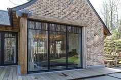 Ramen & deuren JK - Timber Works