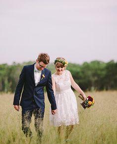 best wedding ever. #flowercrown