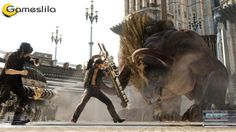 Give Your Game Review: http://gameslila.com/final-fantasy-15-game-review/  Final Fantasy 15 Game Review