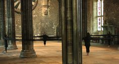 Winchester Cathedral: The Companion of Space Great Hall Performance