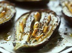 Chcete omezit příjem sacharidů? Potom jsou tyto recepty pro vás jako dělané :) Baba Ganoush, Avocado Egg, Garam Masala, Eggplant, Baked Potato, French Toast, Fresh, Vegetables, Cooking