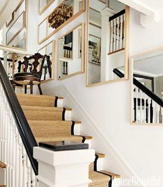 tapis d'escalier - c