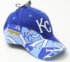 753c7641122 New With Tags Kansas City Royals MLB  47 Brand Baseball Hat Adjustable One  Size