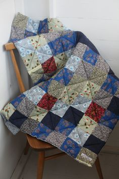 Really nice quilting lines