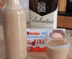 Friedhelms Kinderschokolade-Whisky-Likör