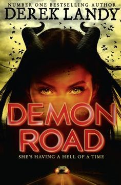 Read eBook Demon Road (The Demon Road Trilogy, Book Auteur : Derek Landy Ya Books, Books To Read, Teen Books, Book 1, This Book, Skulduggery Pleasant, Reading Challenge, Agatha Christie, Book Recommendations