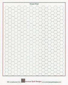 Printable Octagon Quilt Graph Paper  Ideas For The House