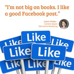 There is something to be said for a nice, succinct post! Oklahoma City, Online Marketing, Social Media, Sayings, Books, Nice, Libros, Lyrics, Book