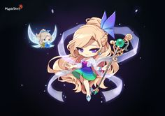 메이플스토리, 공식st, 자캐, 본캐, 일러스트 Anime Chibi, Anime Manga, Character Drawing, Character Concept, Kawaii, The Magicians, Amazing Art, Pokemon, Geek Stuff