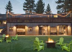 Basecamp Hotel- A laid-back stay at a perfectly located new hotel walking distance from Lake Tahoe and the Heavenly Gondola, including a s'mores kit and drink tokens