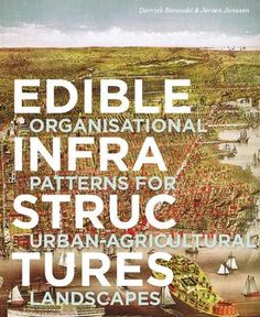 AD | Edible Infrastructures | Organisational Patterns for Urban-Agricultural Landscapes