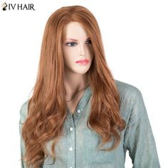 SHARE & Get it FREE   Women's Siv Hair Stylish Curly Long Human Hair WigFor Fashion Lovers only:80,000+ Items·FREE SHIPPING Join Dresslily: Get YOUR $50 NOW!
