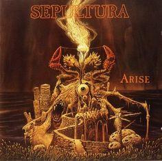 """""""Arise"""" é o quarto álbum de estúdio da banda brasileira de thrash metal Sepultura, lançado 20 de Março de 1991 pela Roadrunner Records."""