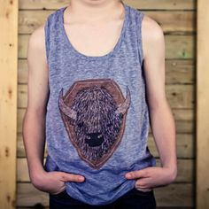 Bison Tank now featured on Fab.