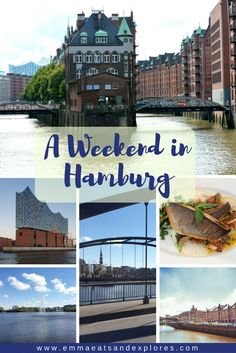 What to do and see on a Weekend in Hamburg! Attractions, restaurants, beer tasting, wine tasting, beach bars, ferry trips, walking tours and more! #cometohamburg