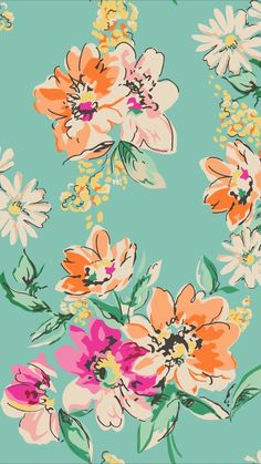 Flowers Iphone Wallpapers Wallpaper Cave Floral Iphone Wallpapers Binder Cover Templates Floral Iphone P. Tumblr Backgrounds, Cute Backgrounds, Wallpaper Backgrounds, Iphone Wallpapers, Flower Wallpaper, Pattern Wallpaper, Floral Wallpaper Phone, Pattern Lockscreen, Watercolor Floral Wallpaper
