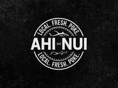 AHIxNUI / Logo by Thomas Habr