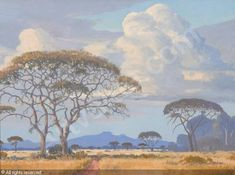 A BUSHVELD PATHWAY sold by Stephan Welz & Co. & Sotheby's, Johannesburg, on Tuesday, August 05, 2008