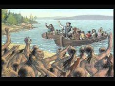 Histoire du Québec 2 - Jacques Cartier 1534