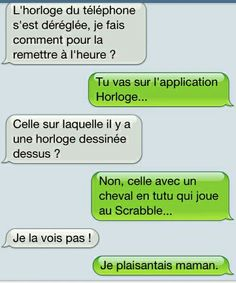Blagues SMS Funny Sms, Funny Messages, Funny Texts, Funny Jokes, Sms Jokes, Lol, Everything Funny, Geek Humor, Good Jokes