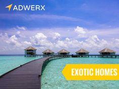 Exotic Homes, Outdoor Decor, Home Decor, Decoration Home, Room Decor, Home Interior Design, Home Decoration, Interior Design