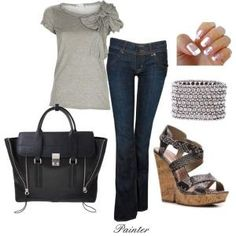 Simple and Chic by PearForTheTeacher