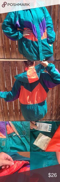 Retro Adidas jacket Unisex vintage ski / track jacket Adidas Jackets & Coats
