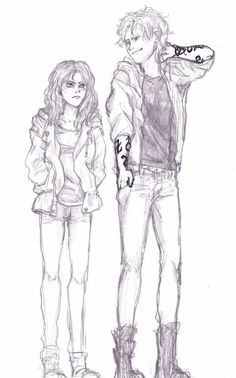 clary and jace fan art - Google Search