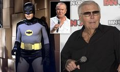 Adam West is left out of the Oscars 'in memoriam' section | Daily Mail Online