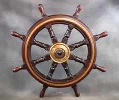 steering wheel ship - Buscar con Google